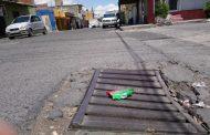Población puede ser responsable de encharcamientos por taponamientos de basura en esquinas