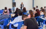 Personal municipal de Tangancícuaro recibió capacitación sobre archivo