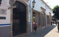 Alcalde solicitó sea respetado y conservado el Centro Histórico