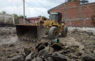 Gobierno Municipal colabora con vecinos de La Ladera