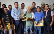 Dan seguimiento a la estrategia de recolección de basura en Tangancícuaro
