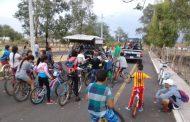 Todos invitados al 9° bicicletón de Ario de Rayón.