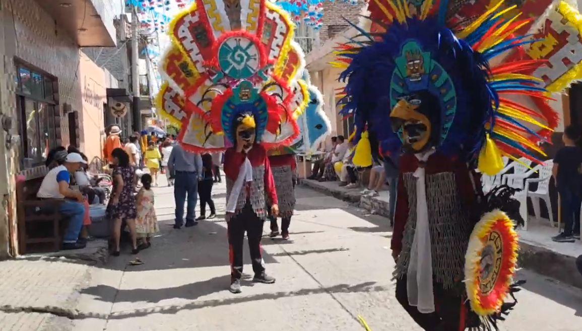 Aunque la critiquen por ser un carnaval, la fiesta del patrón Santiago en Sahuayo sigue firme