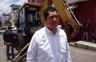 Resaltan 34 mdp de inversión en obra pública durante 2019 en Tangancícuaro