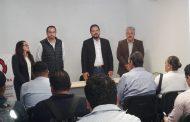 Comandante Regional de Seguridad Pública agradeció a Grupo Lyetao capacitación a policías estatales