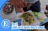No sólo los chongos: las papas con chile son el producto más característico de Zamora