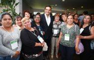 Llama Gobernador a fortalecer coordinación para contar con una sociedad más justa para mujeres y niñas