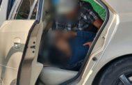 Pistoleros balean a ocupantes de un Cadillac en Zamora