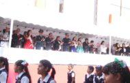 El alcalde Martín Samaguey y funcionarios encabezan desfile Cívico-Militar del 16 de Septiembre