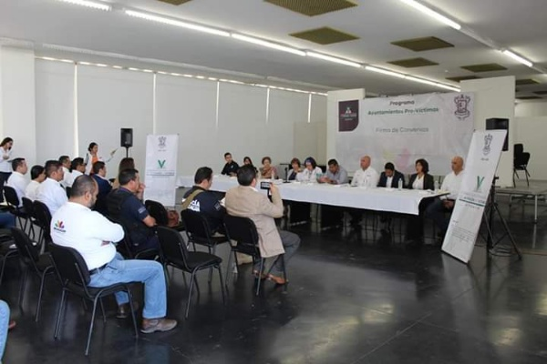 6 mil víctimas atendidas por CEEAV en Michoacán en lo que va de este año