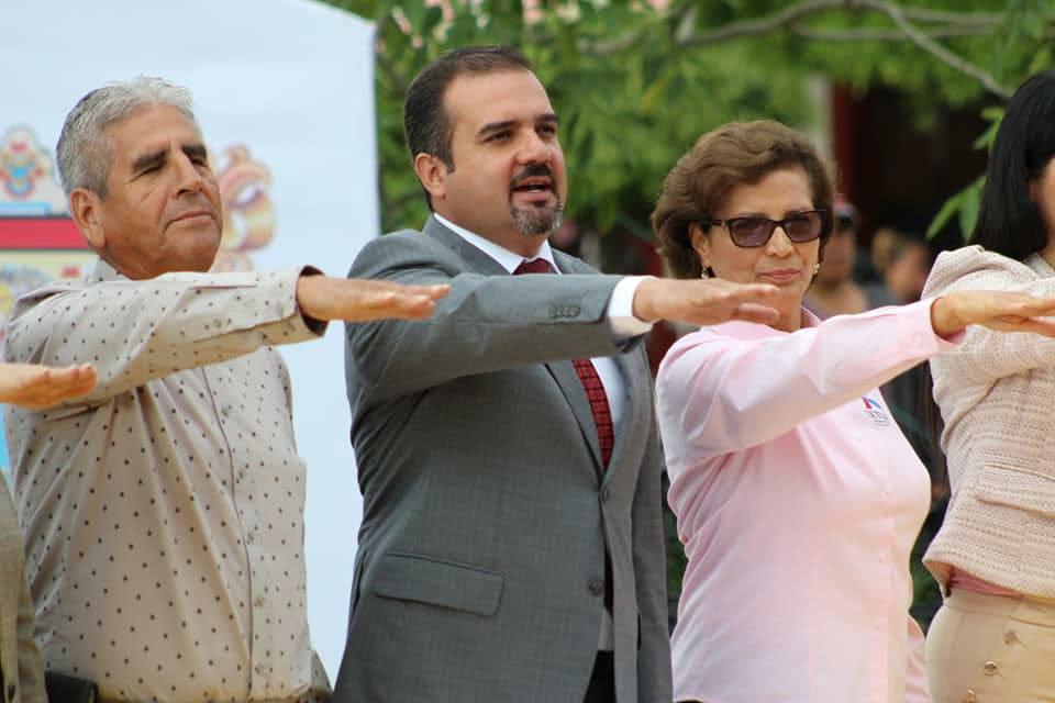 Conmemoran el CLXXII aniversario de la gesta heroica de los Niños Héroes en Ixtlán
