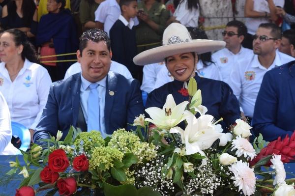 Tangancícuaro celebró el CCIX Aniversario de la Independencia de México