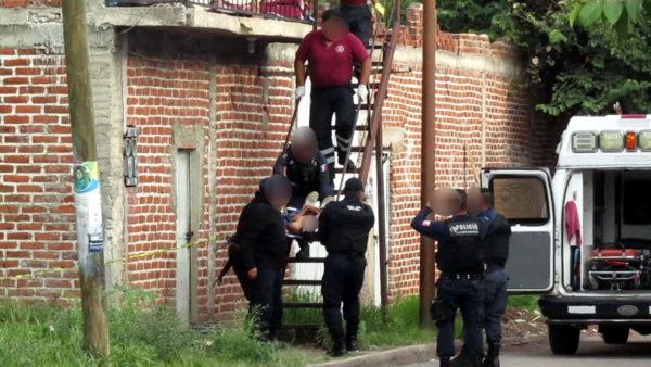 Un muerto y un herido en ataque a balazos ocurrido en la colonia Montebello de Jacona