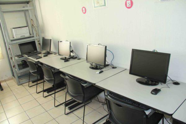 CEDECOS reciben mejora en servicios de internet y computo