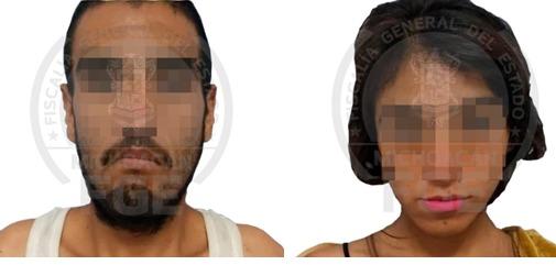 Detiene FGE a pareja implicada en robo con violencia en un domicilio de Zamora