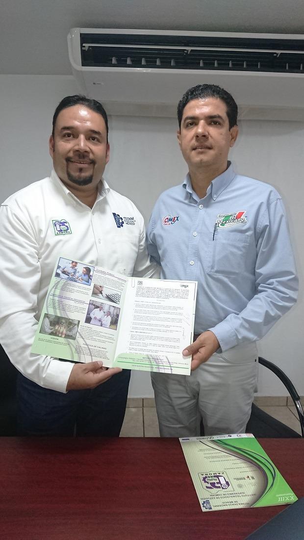 Tec Zamora impartirá carrera de Industrias Alimentarias en Ayotlán, Jalisco