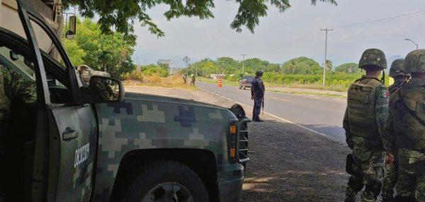 Mantiene SSP, Sedena y Guardia Nacional operativos en Tepalcatepec