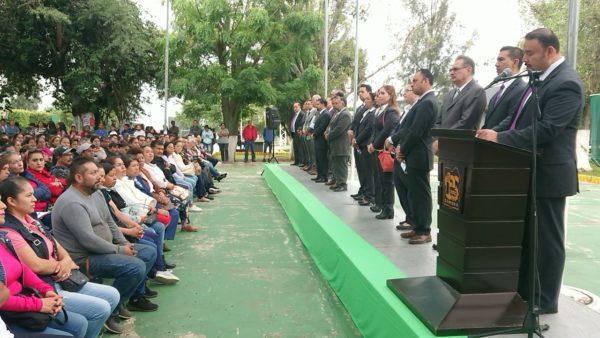 Directivos del Tec Zamora se reúnen con padres de familia de alumnos de nuevo ingreso