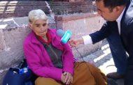 Abandono e indiferencia de hijos termina por acercar a adultos mayores a mendigar