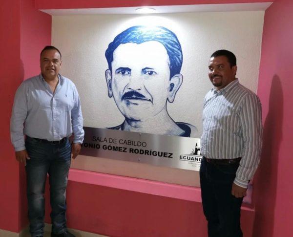 Ecuandureo, municipio con más apoyo al campo de todo Michoacán