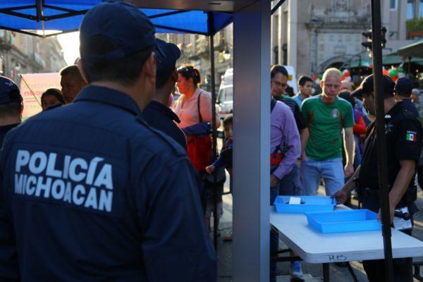 Listo, el dispositivo vial para las Fiestas Patrias Michoacán 2019: SSP