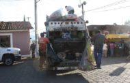 Aseo Público de Zamora sí trabajará este 16 de septiembre