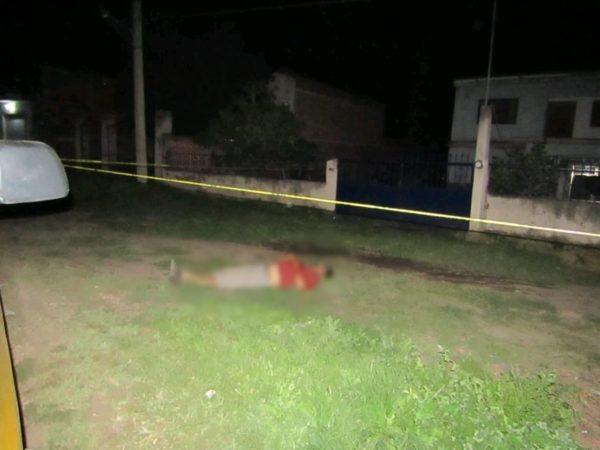Campesino muere al ser agredido con un arma blanca