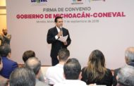 En 4 años, Michoacán mejoró 54 de los 63 indicadores nacionales educativos