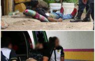 Tras persecución y balacera Policías detienen a 3 luego de que intentaran matar a un zamorano