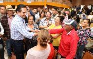 Asegura Gobierno del Estado cultivos en Zacapu ante afectaciones naturales