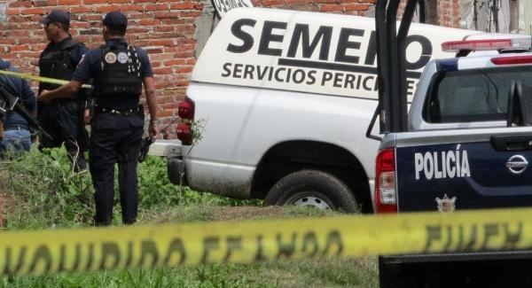 Hallan cadáver baleado en Ario de Rayón