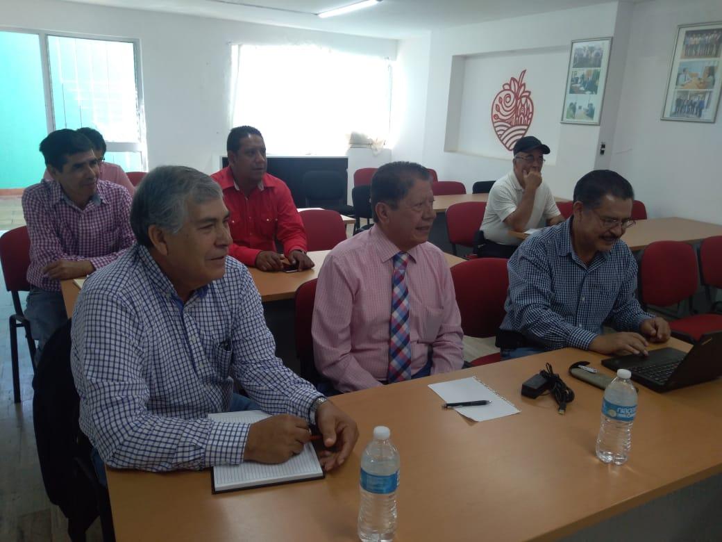 Se reúne Gobierno Municipal con nuevo titular de la agencia de la Financiera Nacional de Desarrollo