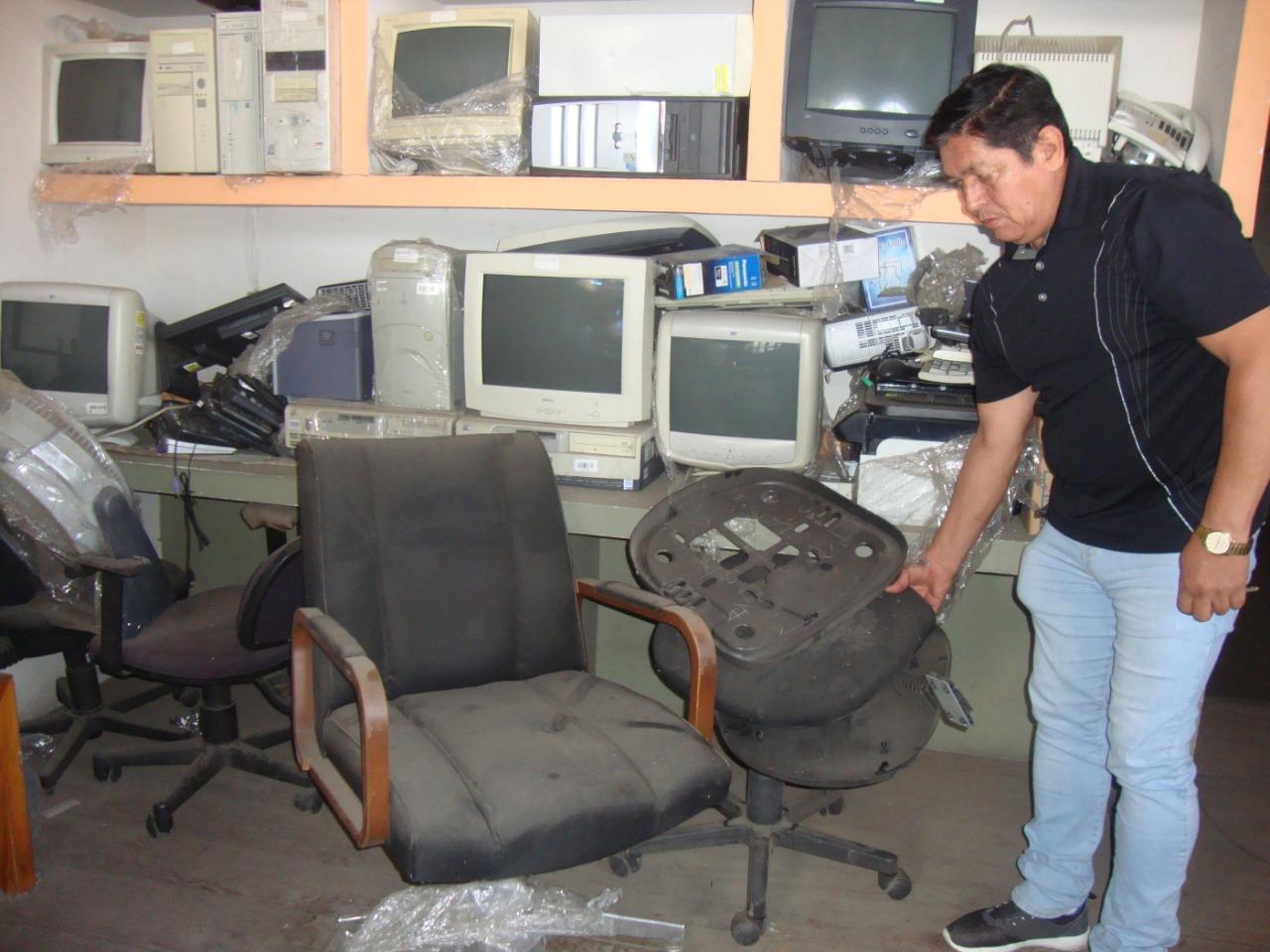 Cabildo de Jacona autoriza a Contraloría depurar bienes muebles