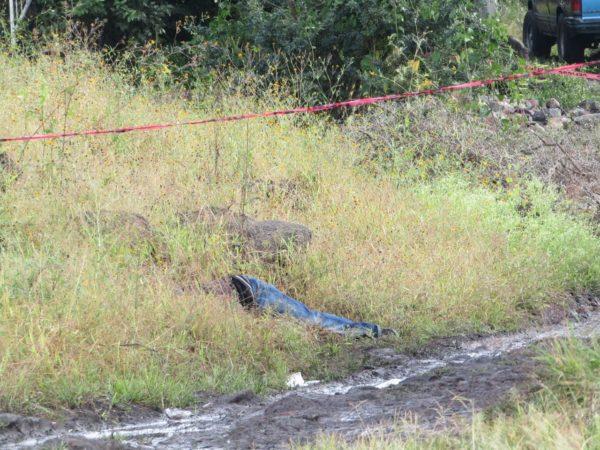 Hombre es muerto a tiros en la colonia Trasierra