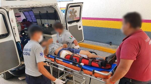 Joven queda herido tras ser baleado en Jacona