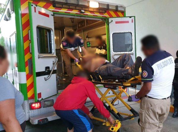 Padre e hijo quedan heridos al ser baleados en herrería de Zamora