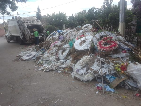 Oficialía Mayor prepara limpieza en los mercados