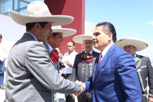 Michoacán celebra la Charrería y construye relaciones de paz: Silvano Aureoles