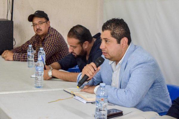 Rafa Melgoza, Alcalde cercano a comunidades de Tangancícuaro