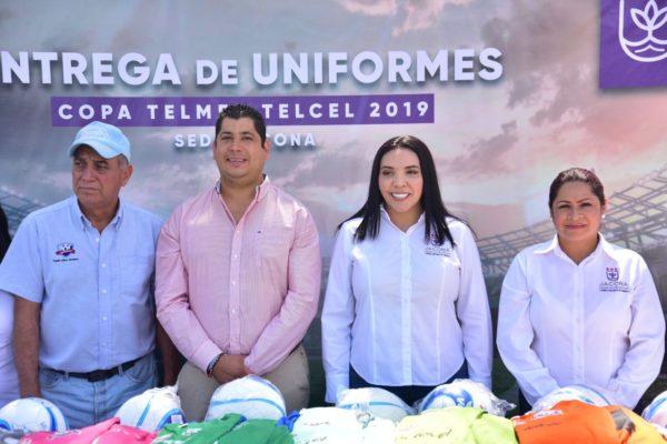 INAUGURAN CON ÉXITO LA COPA TELMEX TELCEL 2019 EN JACONA