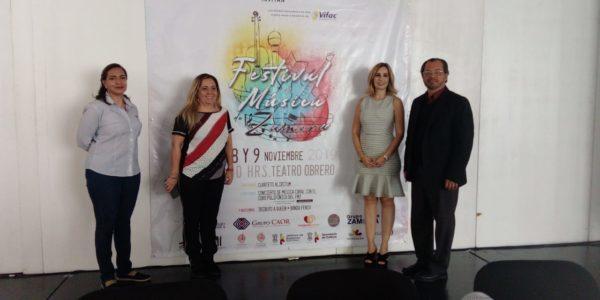 Primer festival de música de Zamora será a beneficio de VIFAC