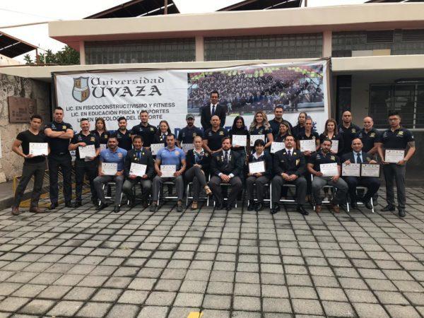 Con éxito se realizó el Seminario de Jueces Fisicoconstructuvismo y Fitness Michoacán 2019