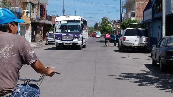 Siguen acuerdos para evitar conflicto entre integrantes de transporte foráneo y público