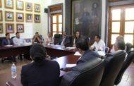 Se reúnen el Alcalde y Tere Mora con funcionarios municipales para retomar estrategia de escrituración.