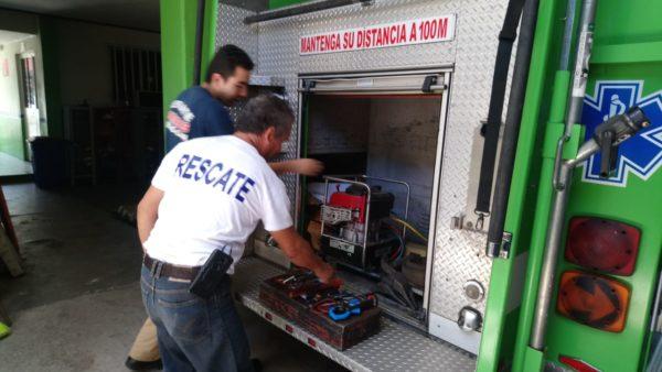 Urge base Poniente para Rescate Zamora