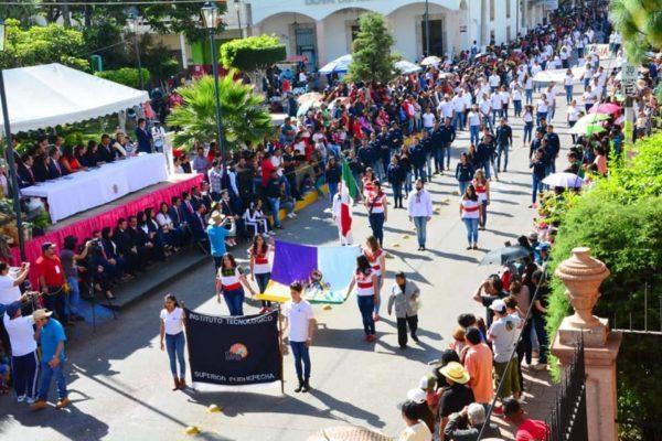 El lunes, reunión de planeación del Desfile Deportivo del 20 en Jacona