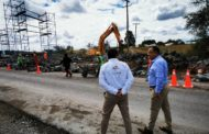 Gobierno de Ecuandureo y SCOP arrancaron dos obras