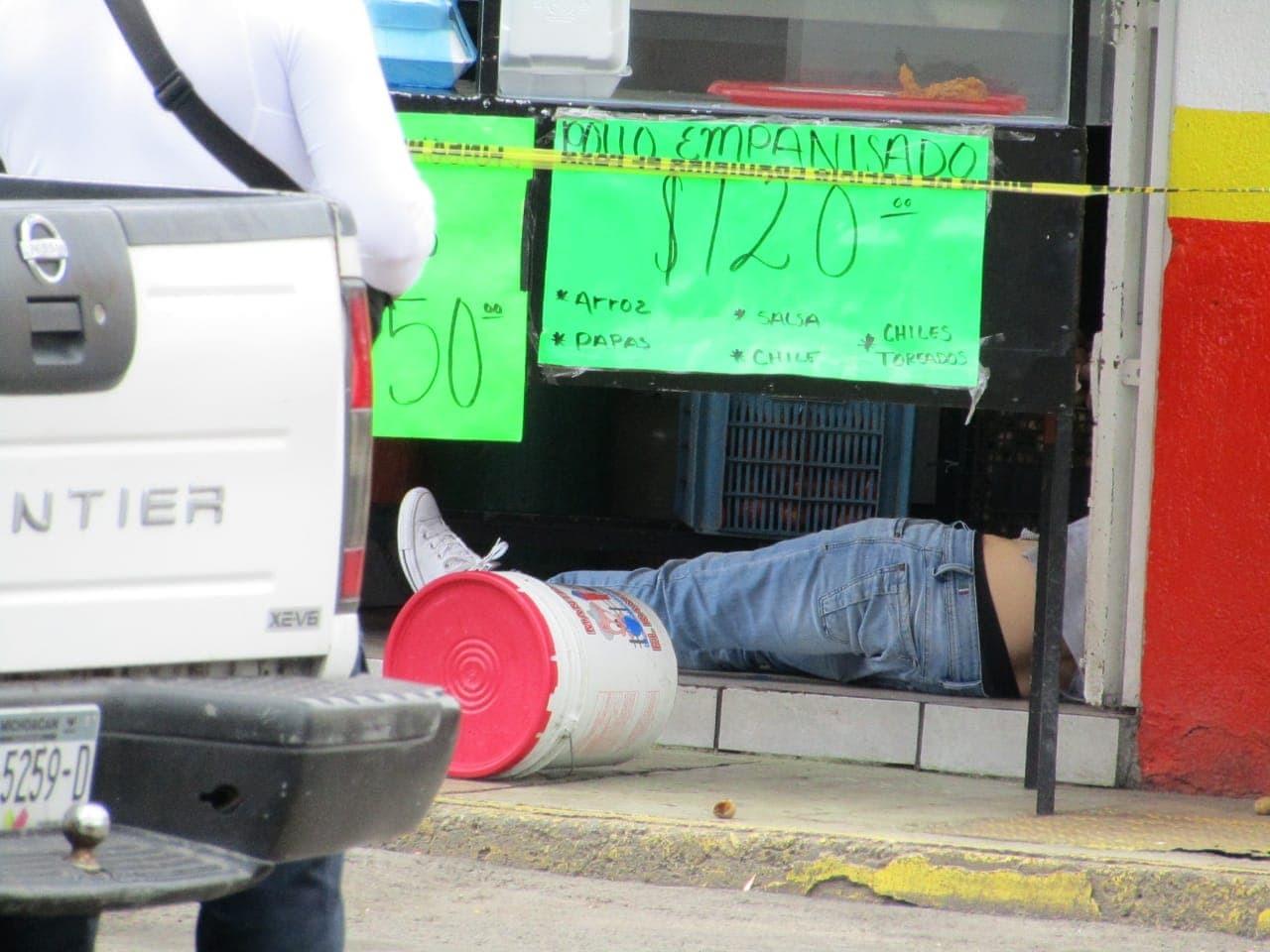 """Mata a dueño de """"El Pollo Alegre"""" en Zamora"""