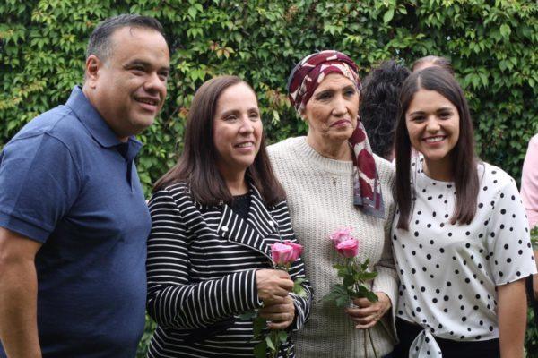 Finaliza exitosamente semana Rosa del DIF de Ecuandureo