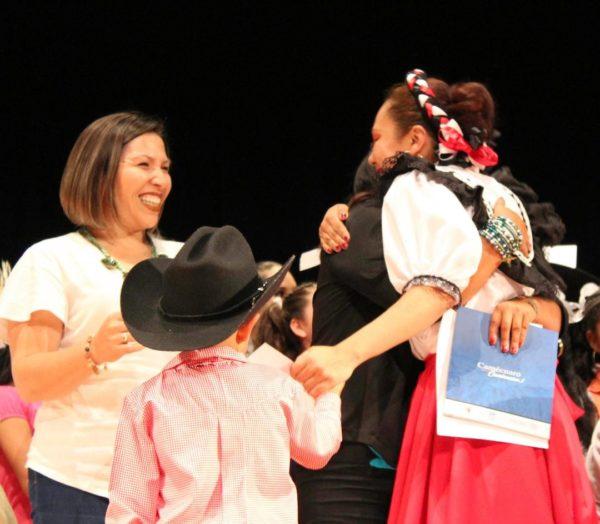 Con gran éxito Tangancícuaro se presentó en el Encuentro Regional de Danza Región Lerma  Chapala